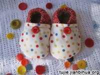 宝宝布鞋鞋底 宝宝布鞋制作教程图解